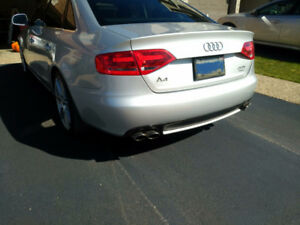 Audi A4. Loaded. Luxury. Ready for winter