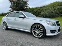 2013 Mercedes-Benz C250 CDI AMG Sport 205BHP