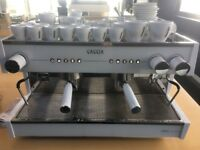 Professional Coffee shop equipment Gaggia Bravilor Coffeetek Jura espresso and Bean to cup