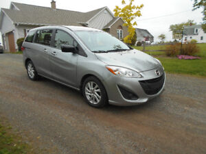 2012 Mazda 5 **Works Excellent, Very Clean**
