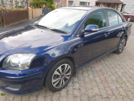 09 Toyota Avensis 1.8 petrol. Only 81k miles