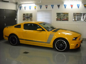 2013 Ford Mustang BOSS 302 Bicorps