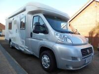 CHAUSSON WELCOME 76 COACHBUILT MOTORHOME 2010 FOUR BERTH END BATHROOM FOR SALE