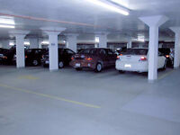 SECURE, INDOOR Parking in Downtown Toronto Available NOW!