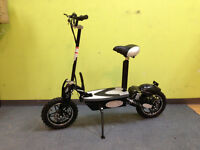 SPECIAL JUMBO SCOOTER ÉLECTRIQUE 1000 WATTS $599.99 !!
