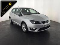 2013 SEAT IBIZA FR CR TDI 1 OWNER FULL SERVICE HISTORY FINANCE PX WELCOME