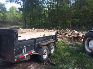 Mixed hardwood for sale