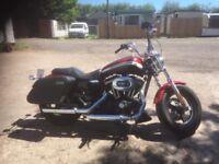 Harley Davidson xl2 custom