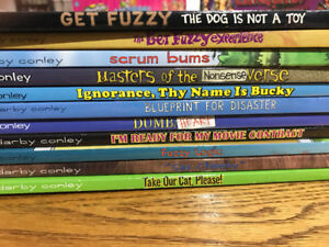 11 Get Fuzzy collections LIKE NEW