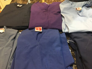 Gently Used Scrubs