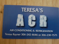 Teresa's ACR- Heating, Cooling, and Refrigeration