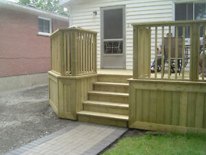 HOME-TECH FENCING AND CUSTOM DECKS 2017 Kingston Kingston Area image 9