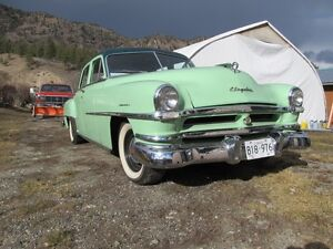 1951 Chrysler Windser