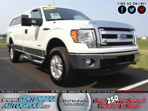 Ford F-150 XLT | 4WD | 3.5L | V6 | Turbocharged 2013