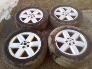 """Used 15"""" to 19"""" Factory and Aftermarket Steel and Alloy Rims"""