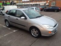 Ford Focus full leather interior heated seats