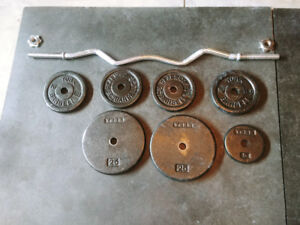 Zbar and Weights
