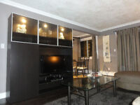 Modern Executive Fully Furnished 2 Bdrm Condo in Old Strathcona
