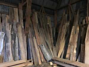 J&M's barn clear out sale! Live Edge!