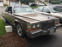 1983 Cadillac DeVille Coupe (2 door)