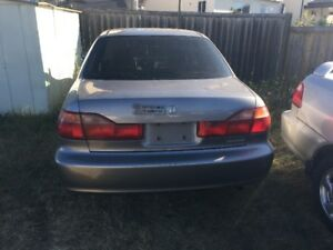 2000 Honda Other Special Edition Sedan