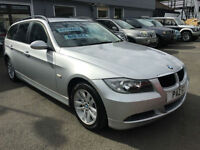 BMW 320 2.0TD auto 2007MY d SE Touring 2 OWNERS FULL SERVICE HISTORY