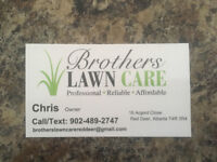 Need a mow today or yard clean up?