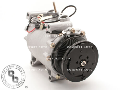 New-AC-A-C-Compressor-With-Clutch-Air-Conditioning-Pump-1-Year-Warranty