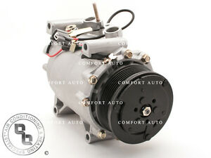 New-AC-A-C-Compressor-With-Clutch-Air-Conditioning-Pump-1-Year-Warranty