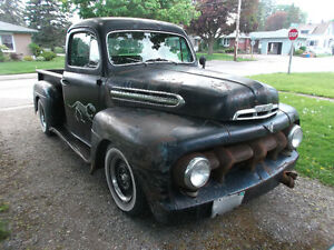 1951 Ford Pickup Rat Rod / Hot Rod