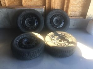 Toyo Observe GSI5 4x Winter Tires and Rims