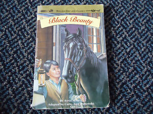 Black Beauty by Cathy East Dubowski--Paperback