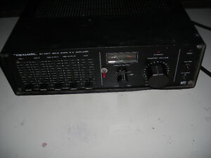 realistic 4 Channel PA and Mics