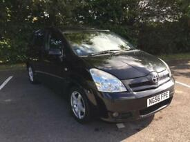 2007 Toyota Corolla Verso 2.2 D-4D TR 5dr