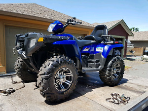 Like new condition! Beautiful ATV for sale!