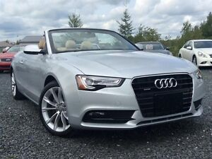 Audi A5 Convertible GPS 2014