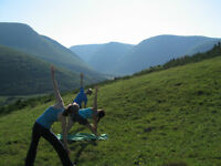 WILDERNESS YOGA AND MEDITATION