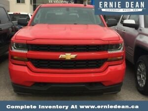 2018 Chevrolet Silverado 1500 Custom  -  Bluetooth