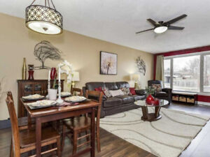 AJAX - GORGEOUS 3+1 BR  WITH SEPARATE ENTRANCE IN PRIME AJAX!