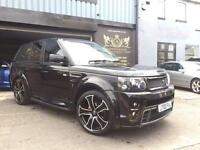Land Rover Range Rover Sport 2.7TD V6 HSE-2012 WIDE ARCH AP CONVERSION