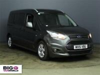2015 FORD GRAND TOURNEO CONNECT TITANIUM 1.6 TDCI 115 LWB MPV DIESEL