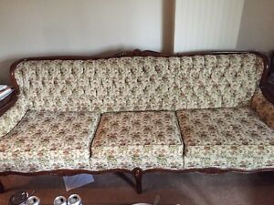 Older Couch and Chair set