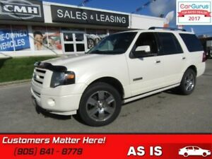 2008 Ford Expedition Limited  (AS IS - UNCERTIFIED AS TRADED IN)