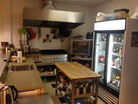 Kitchen equipment for restaurant (all electrical)