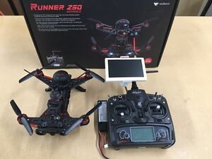 Walkera 250r advance rc fpv drone with gps