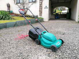 Bosch Rotak 320 corded electric lawnmower