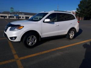 2012 Santa Fe, AWD