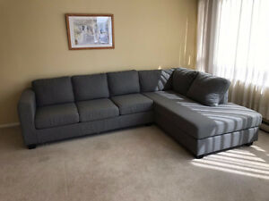 Brand New Grey Couch