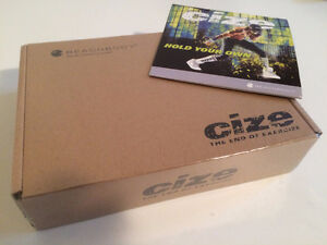 CIZE Workouts 6 DVDs * Brand New Sealed * 40$ Prix Liquidation