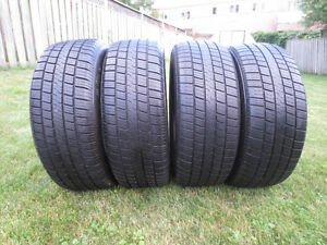 4 RIKEN RAPTOR VR 215 55R 17   94V M+S  TIRES Kitchener / Waterloo Kitchener Area image 1